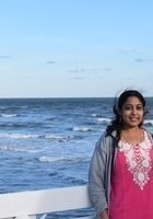 A photo of Preethi, a tutor from The Tamil Nadu DrMGR Medical University