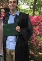A photo of Isaac, a tutor from Sarah Lawrence College