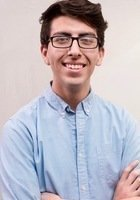 A photo of Gerardo, a tutor from Guilford College