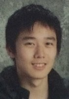 A photo of Yang, a tutor from Rensselaer Polytechnic Institute