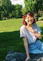 A photo of Hankyeol, a tutor from Grinnell College
