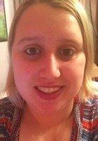 A photo of Sarah, a tutor from Adelphi University