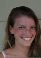 A photo of Katie, a tutor from Florida State University