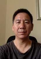 A photo of Jianmin, a tutor from Hebei Normal University