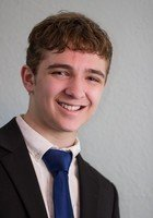 A photo of Logan, a tutor from Mercyhurst University