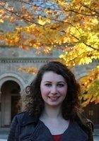A photo of Emma, a tutor from Vassar College