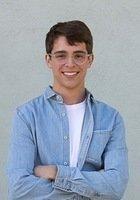 A photo of Bridger, a tutor from Arizona State University
