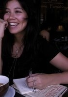 A photo of Genevieve, a tutor from Boston University