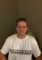 A photo of Patrick, a tutor from Northwest Missouri State University