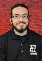 A photo of Adam, a tutor from The University of Texas at San Antonio