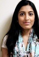 A photo of Shilpa, a tutor from Valparaiso University