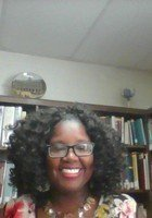 A photo of Clutilda, a tutor from Elizabeth City State University