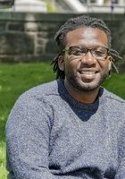 A photo of Shean, a tutor from CUNY City College