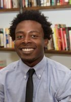 A photo of Emmanuel, a tutor from Dartmouth College