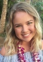 A photo of Mackenzie, a tutor from Arizona State University