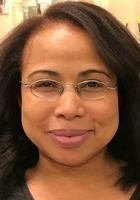 A photo of Cheryl, a tutor from CUNY Lehman College