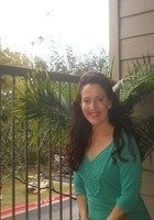A photo of Adriana, a tutor from St Edwards University