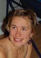 A photo of Sonja, a tutor from Williams College