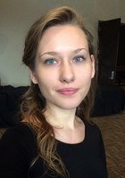 A photo of Anna, a tutor from Florida International University
