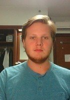 A photo of Austin, a tutor from University of Kansas
