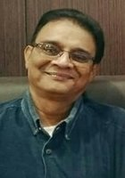 A photo of Salil, a tutor from University of Calcutta, India