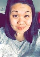A photo of Celine, a tutor from Washington State University