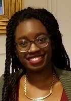 A photo of Tamera, a tutor from Christopher Newport University