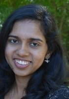 A photo of Anchu, a tutor from Cochin University of Science and Technology
