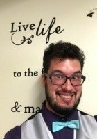A photo of Joseph, a tutor from Kansas State University