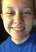 A photo of Amanda, a tutor from Illinois State University
