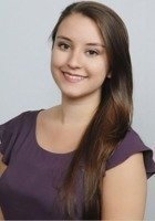 A photo of Nicole, a tutor from New York University
