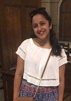 A photo of Nila, a tutor from Northwestern University