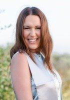 A photo of Paige, a tutor from Vanguard University of Southern California