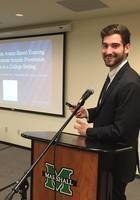 A photo of Benjamin, a tutor from West Virginia University
