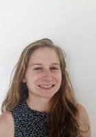 A photo of Joelle, a tutor from Ithaca College