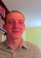 A photo of Jeffrey, a tutor from Wesleyan University