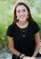 A photo of Claire, a tutor from Villanova University