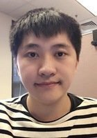 A photo of Junbo, a tutor from Case Western Reserve University