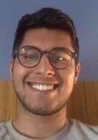A photo of Taha, a tutor from Creighton University