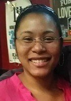 A photo of Nerissa, a tutor from University of the Virgin Islands