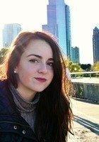A photo of Nicole, a tutor from University of Cincinnati-Main Campus