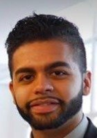 A photo of Hasan, a tutor from Rutgers University-New Brunswick