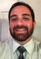 A photo of James, a tutor from Nazareth College