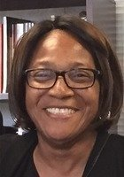 A photo of Betty, a tutor from Virginia Wesleyan College