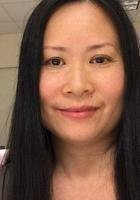 A photo of Judy, a tutor from Beijing Normal University