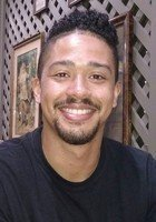 A photo of Elias, a tutor from Illinois College