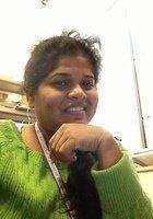 A photo of Asha, a tutor from Sophia College - Mumbai India