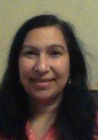 A photo of Pratibha, a tutor from University of Delhi