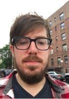 A photo of Colin, a tutor from CUNY City College