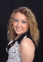 A photo of Ashley, a tutor from Slippery Rock University of Pennsylvania